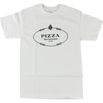 PIZZA COUTURE SS WHITE