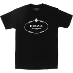 PIZZA COUTURE SS BLACK