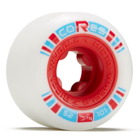 52mm Cores Red 101a Ricta