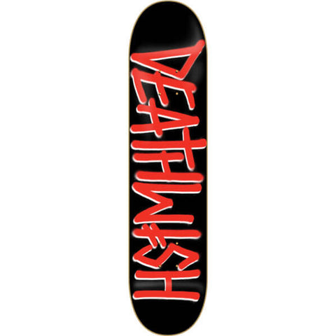 DW DEATHSPRAY DECK - BLK/RED