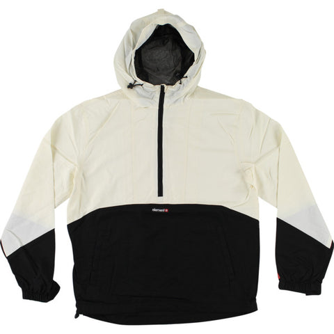 ELEMENT PRIMO POP JACKET OFF WHITE