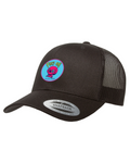 FIVE OH TRUCKER HAT ADJ