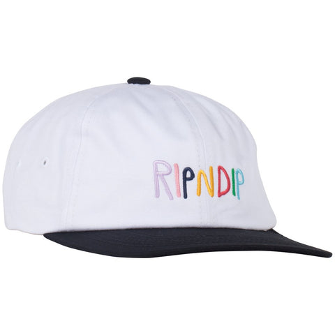 RIPNDIP - Multi 6 Panel Snapback
