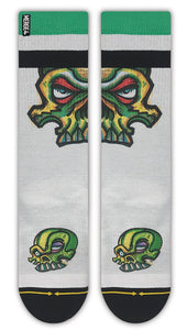 Bobby Brown Green Skulls