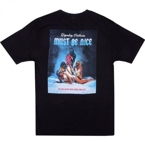 RIPNDIP Pictures Tee - Black