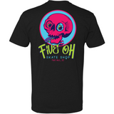 FIVE OH SS SHIRTS - BLACK
