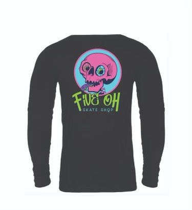Five Oh Logo Front Long Sleeve