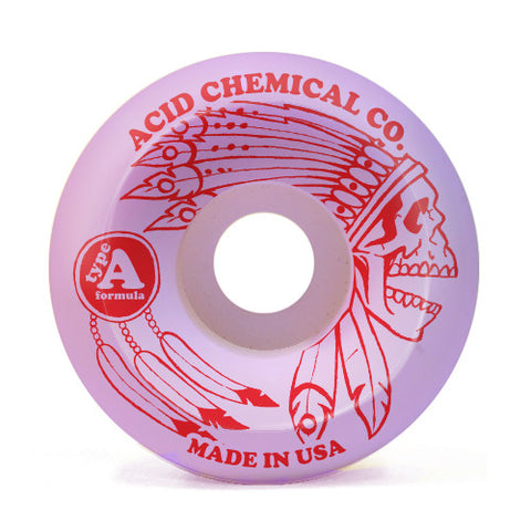 ACID TYPE A DEADFEATHER SIDECUT 53mm PINK