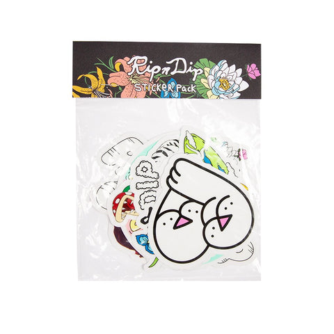 RIPNDIP - Spring 2019 Sticker Pack