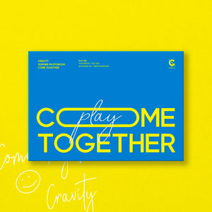 CRAVITY SUMMER PHOTOBOOK COME TOGETHER (PLAY VER)