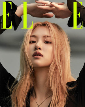 Magazine ELLE 2020-07 Type.A BLACKPINK, NCT, OH MY GIRL