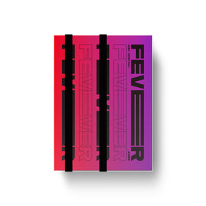 ATEEZ Album - ZERO : FEVER Part.1 (DIARY VER.) CD + Poster