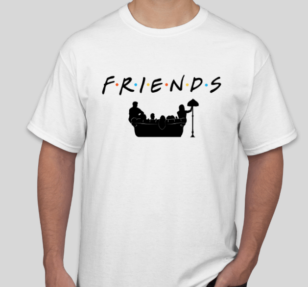 FRIENDS - Tshirt