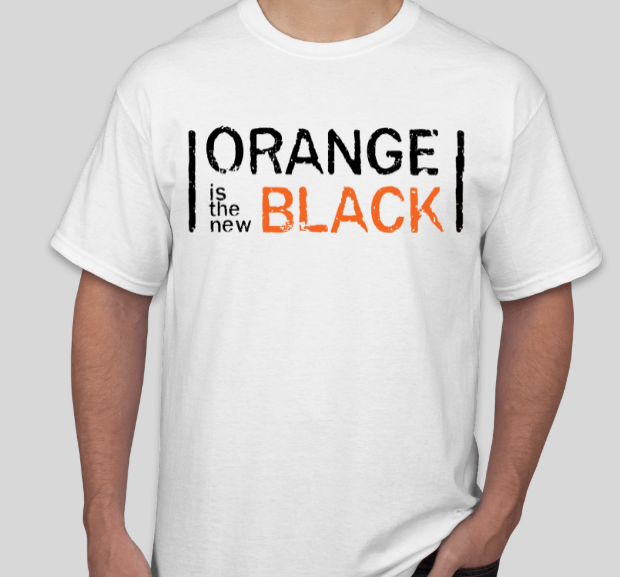 ORANGE IS THE NEW BLACK - Tshirt