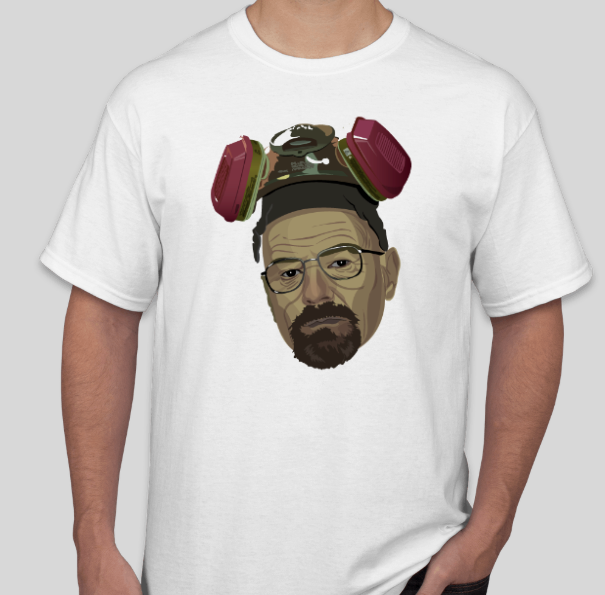 BREAKING BAD - Tshirt