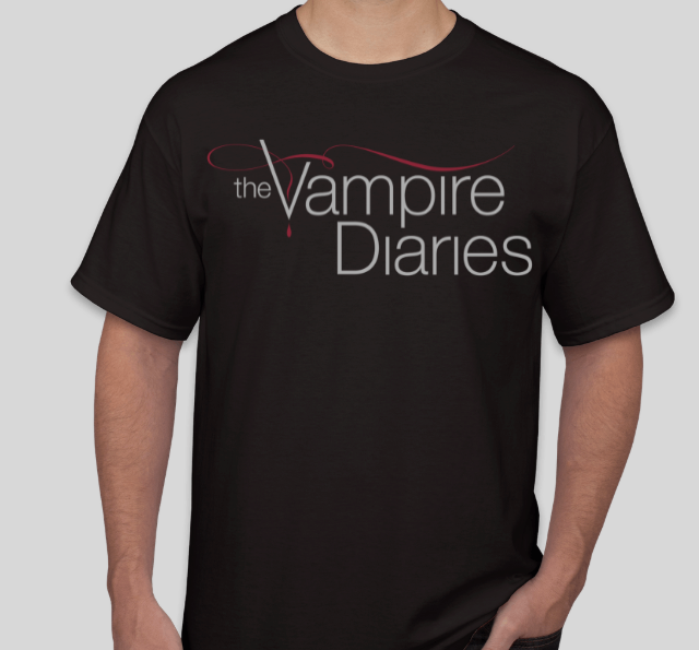 The vampire diaries - Tshirt