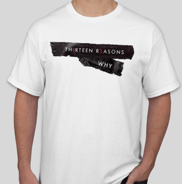 13 REASONS WHY - Tshirt