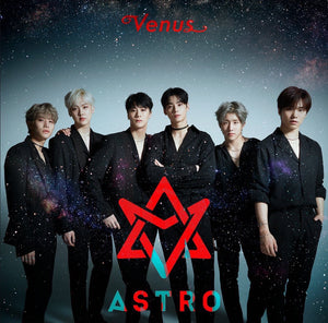 [Japanese Edition] ASTRO - Venus (Limited Edition A ver) CD + DVD