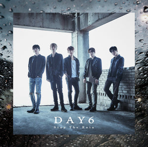 [Japanese Edition] DAY6 - Stop The Rain (1st Limited Edition) CD + DVD