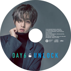 [Japanese Edition] DAY6 - UNLOCK (JAE ver) CD