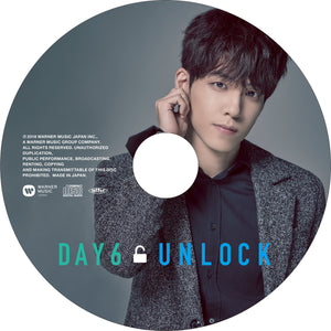 [Japanese Edition] DAY6 - UNLOCK(WONPIL ver) CD