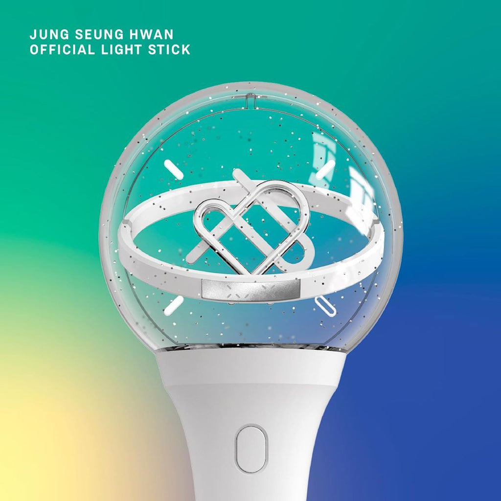 JUNG SEUNG HWAN Official Light Stick