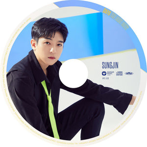 [Japanese Edition] DAY6 - THE BEST DAY2 (SUNGJIN ver.) CD