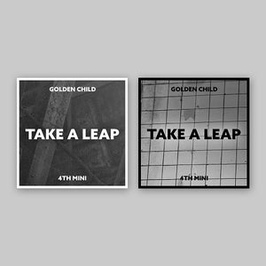 Golden Child 4th Mini Album - Take A Leap (SET VER.) 2CD + 2Poster