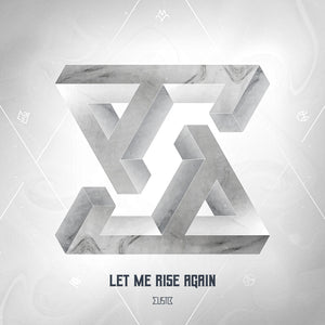 MUSTB 1st Mini Album - LET ME RISE AGAIN CD