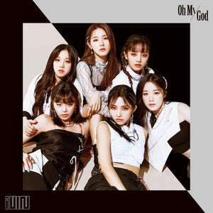 [Japanese Edition] (G)I-DLE 2nd Mini Album - Oh my god (1st Limited Edition Ver.B) CD