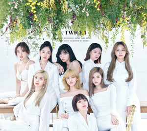 [Japanese Edition] TWICE Best Album - TWICE3 (1st Limited Edition Ver.A) CD