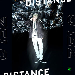 ZELO 1st Mini Album - DISTANCE (Normal Edition) CD
