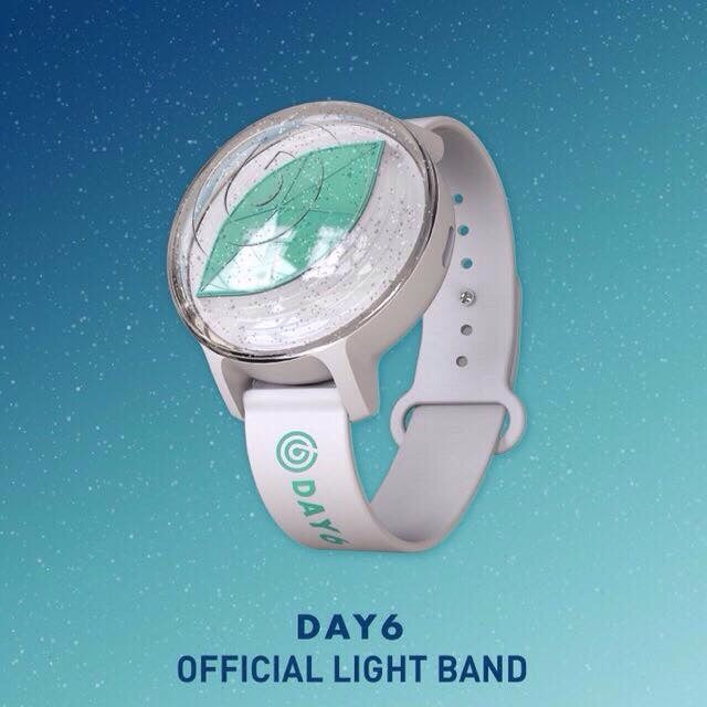 DAY6 Official Goods - Light Band