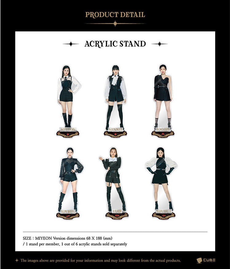 (G)I-DLE I-LAND: WHO AM I Goods - Acrylic Stand