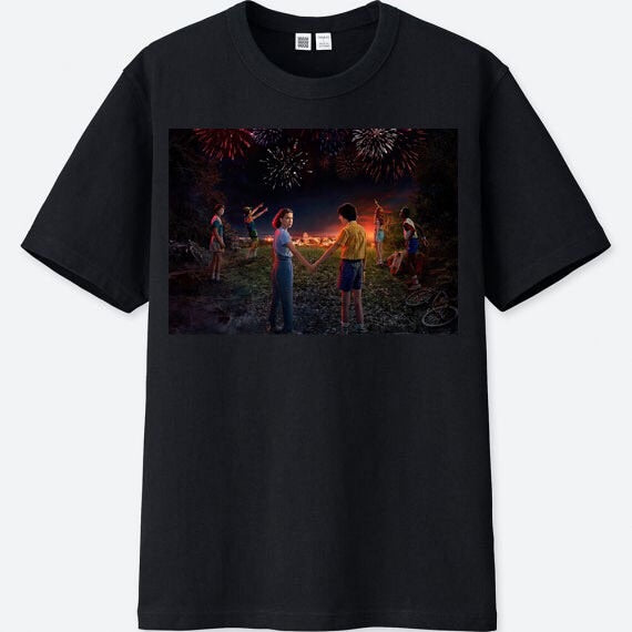 Stranger things - T-shirt