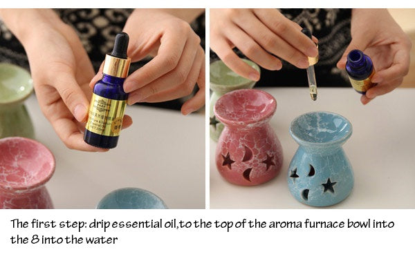Ceramic Essential Oil Lamp
