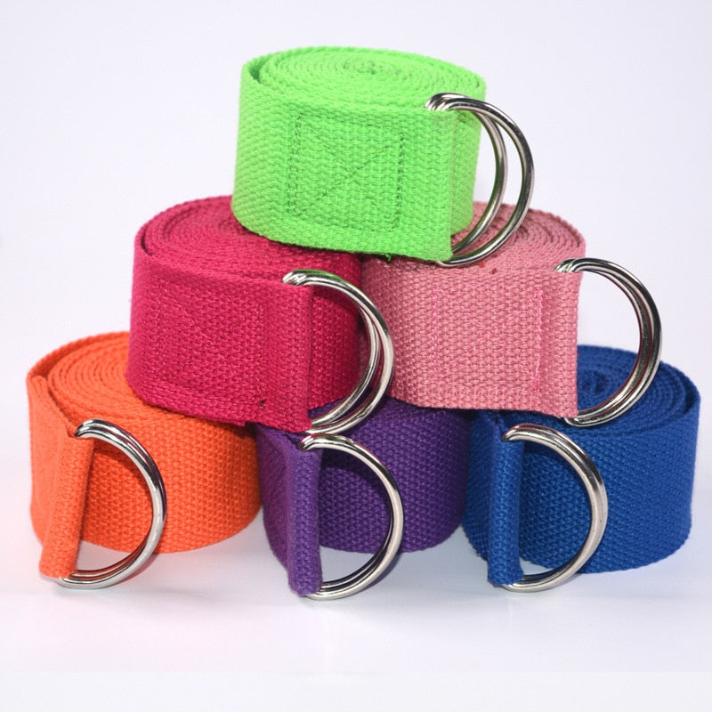 Yoga Stretch Straps