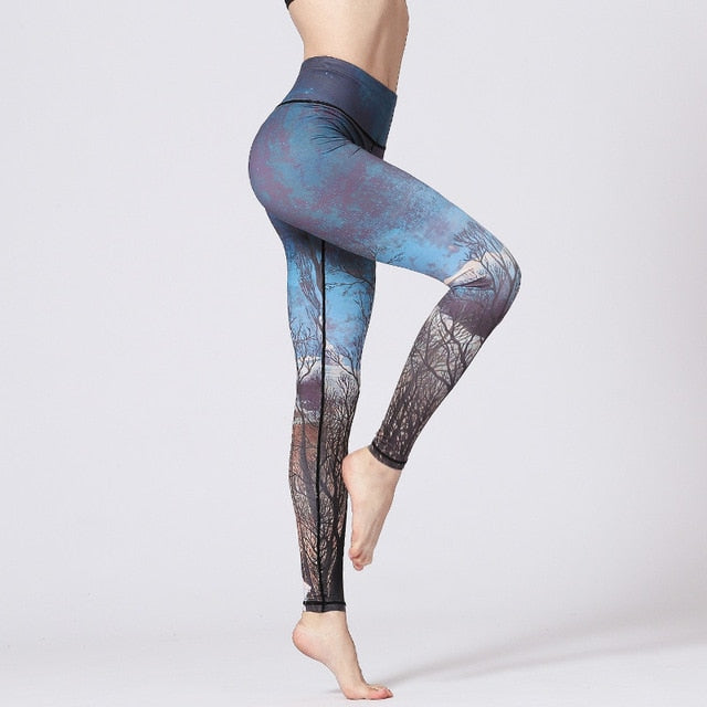 Slim Yoga Pants