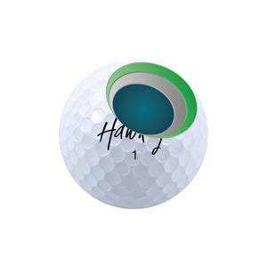 Fifth Avenue 4PU Pro 4 Piece Urethane Golf Balls