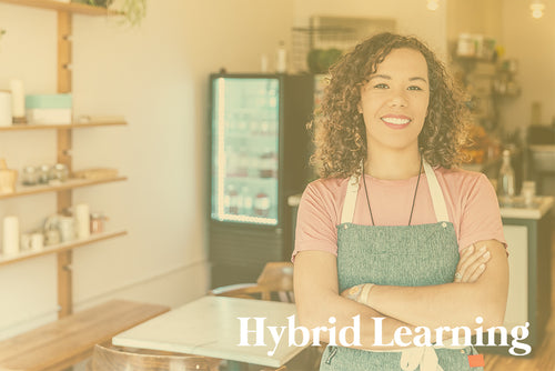 Customer Service in English (hybrid program)