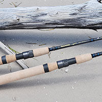 Select Capt. Mel Ultra Light Series Rods