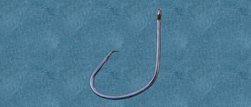 Trident Hooks by Ohero - In-Line Circle Hooks, 2X Long Shank In-Line Circle Hook and 2X Offset Circle Hook