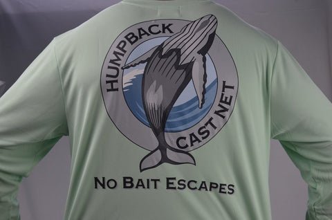 Humpback Technical Long Sleeve Shirts ( UVP30+)