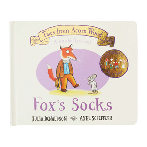 Fox's Socks Board Book
