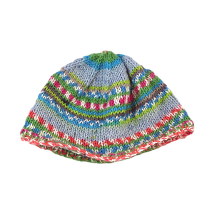 Hand Knitted Woolly Hat
