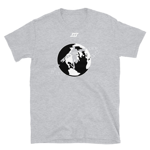 Run The World Short-Sleeve Unisex T-Shirt