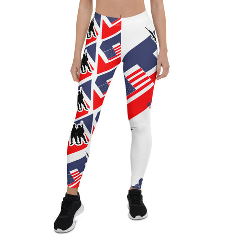 American hero Leggings