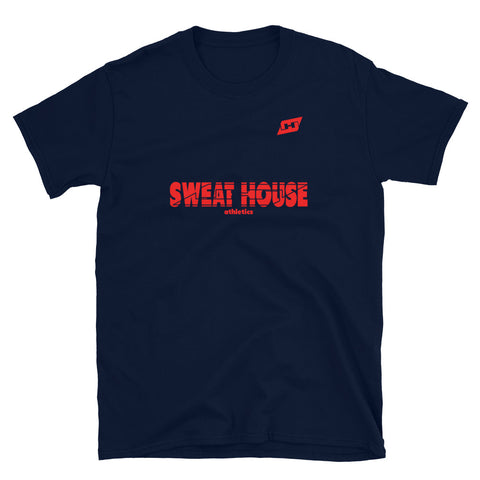 Sweat house Short-Sleeve Unisex T-Shirt