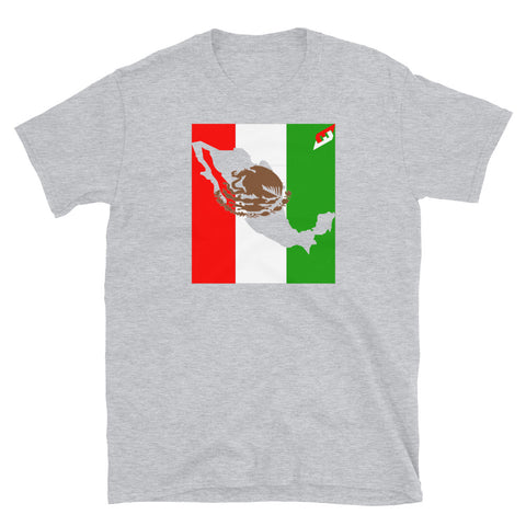 Mexico Short-Sleeve Unisex T-Shirt