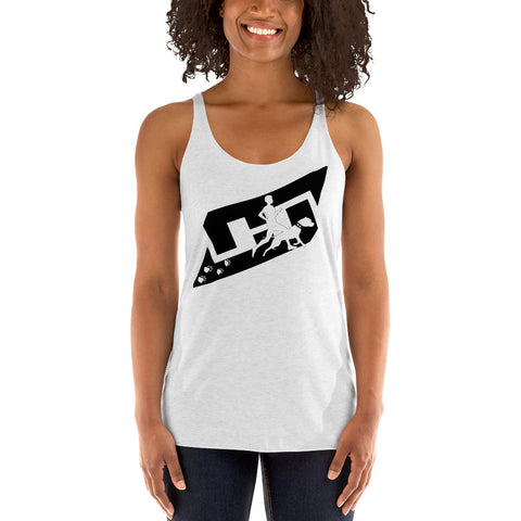 Dog lovers Women's Racerback Tank